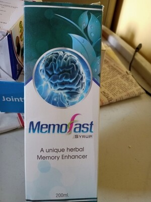 MEMOFAST SYRUP