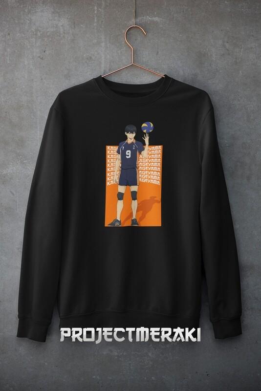 Kageyama Sweatshirt