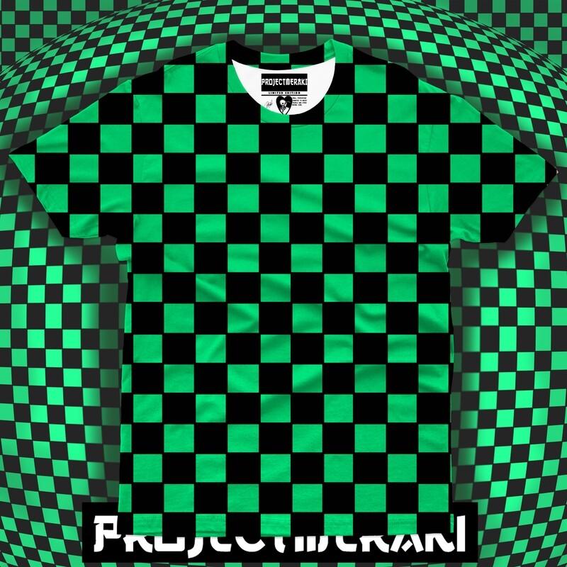 Tanjiro's T-shirt (DEMON SLAYER)