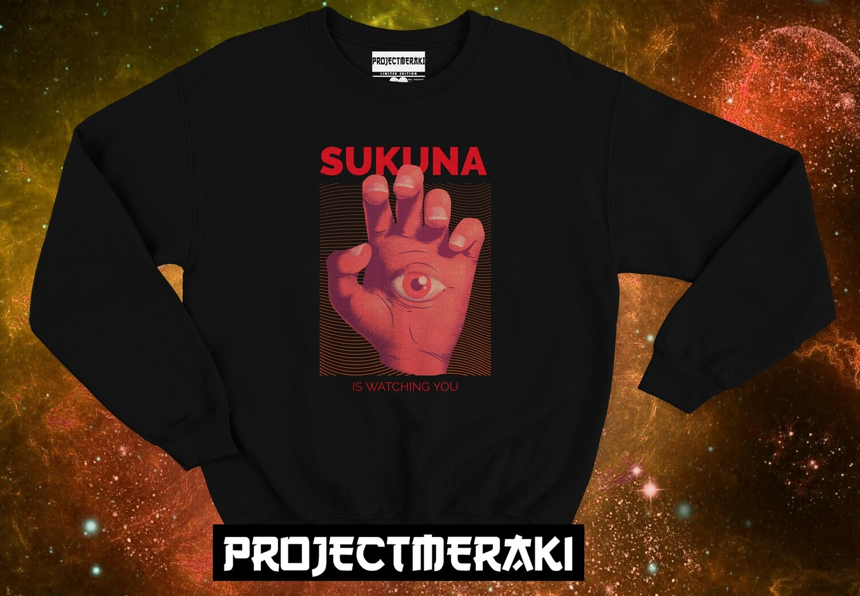 Sukuna is watching!