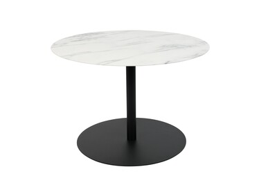 Snow side table