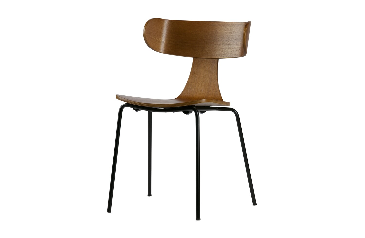 Form wooden chair