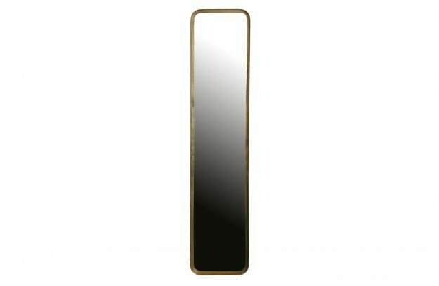 Slender mirror