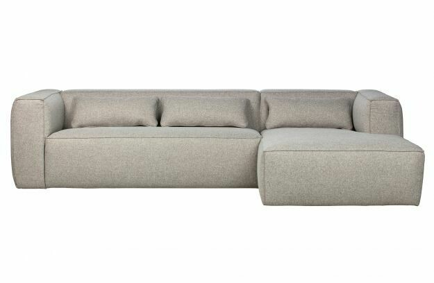 Bean corner sofa right