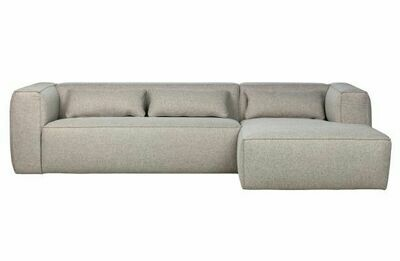 Bean corner sofa right