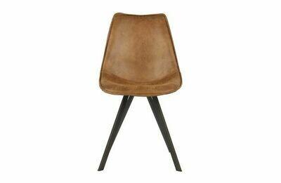 Swen dining chair cognac