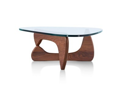 Noguchi Table walnut wood