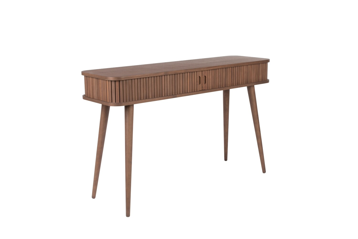 Barbier Walnut console table