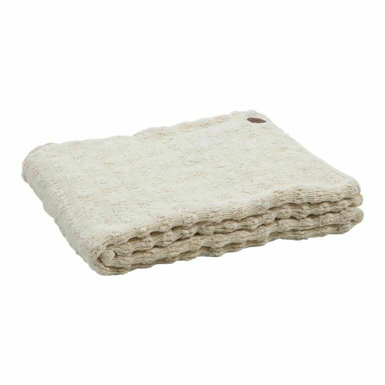 Blanket waving