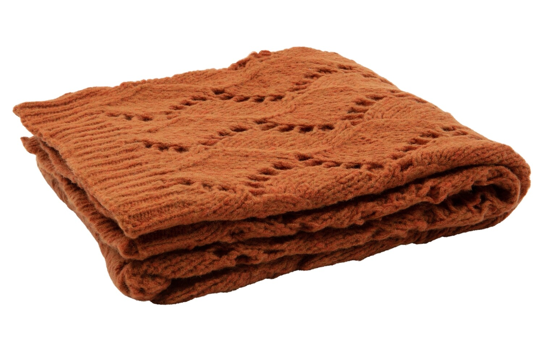 Ajour plaid brick