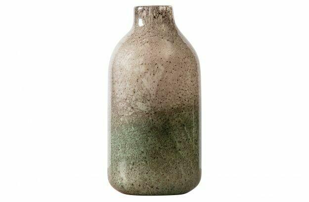 Topaas vase glass M
