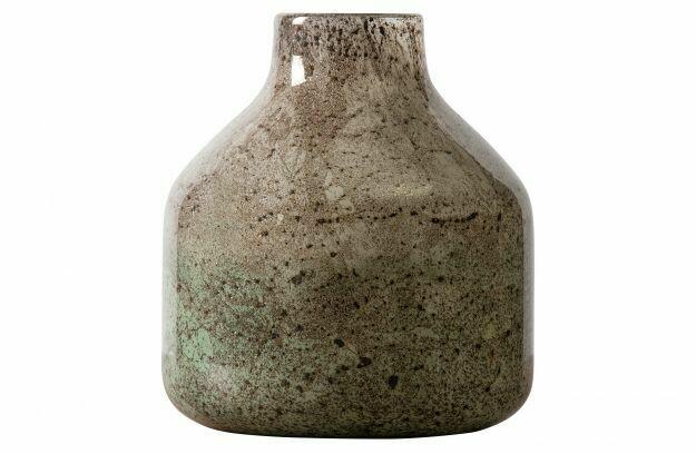 Topaas vase glass S