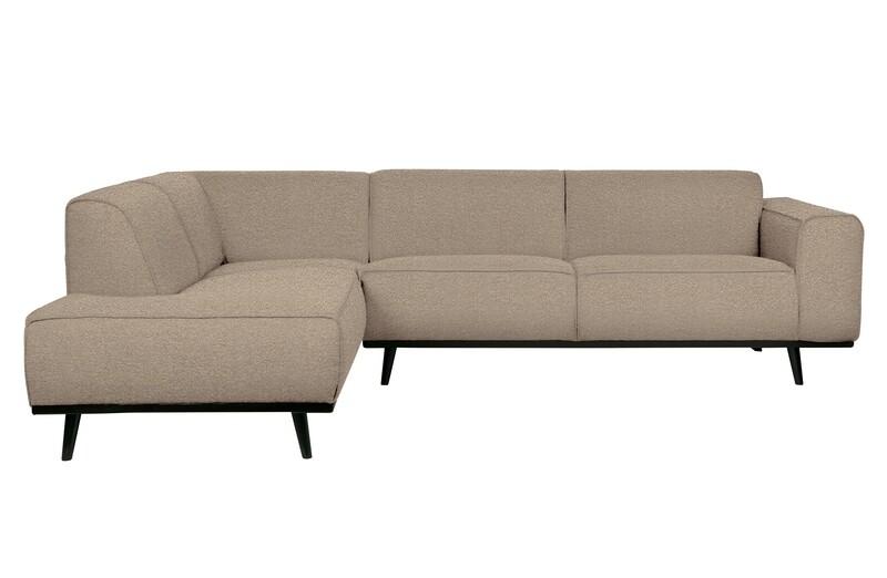 Statement corner sofa