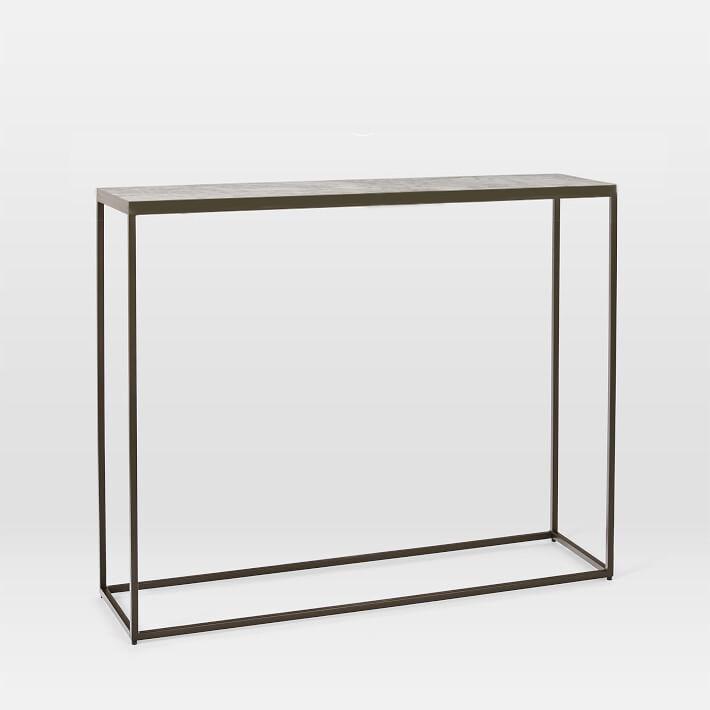 Box Console Table