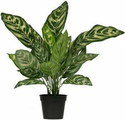 Aglaonema artificial plant green