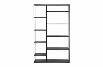 June cabinet metal black