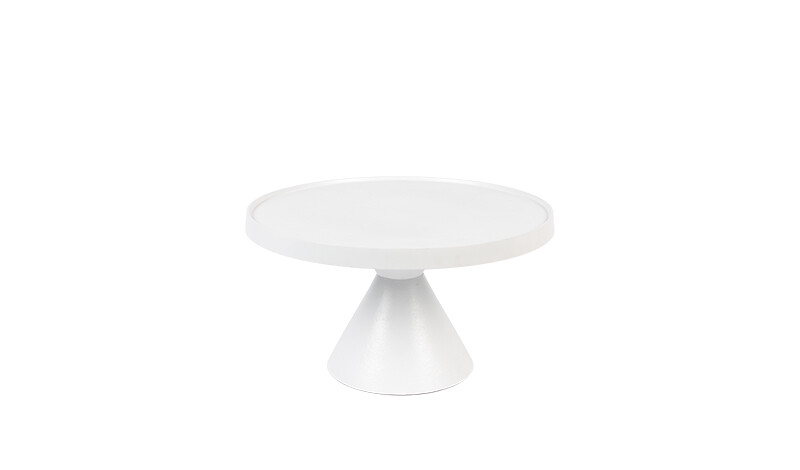 COFFEE TABLE FLOSS WHITE