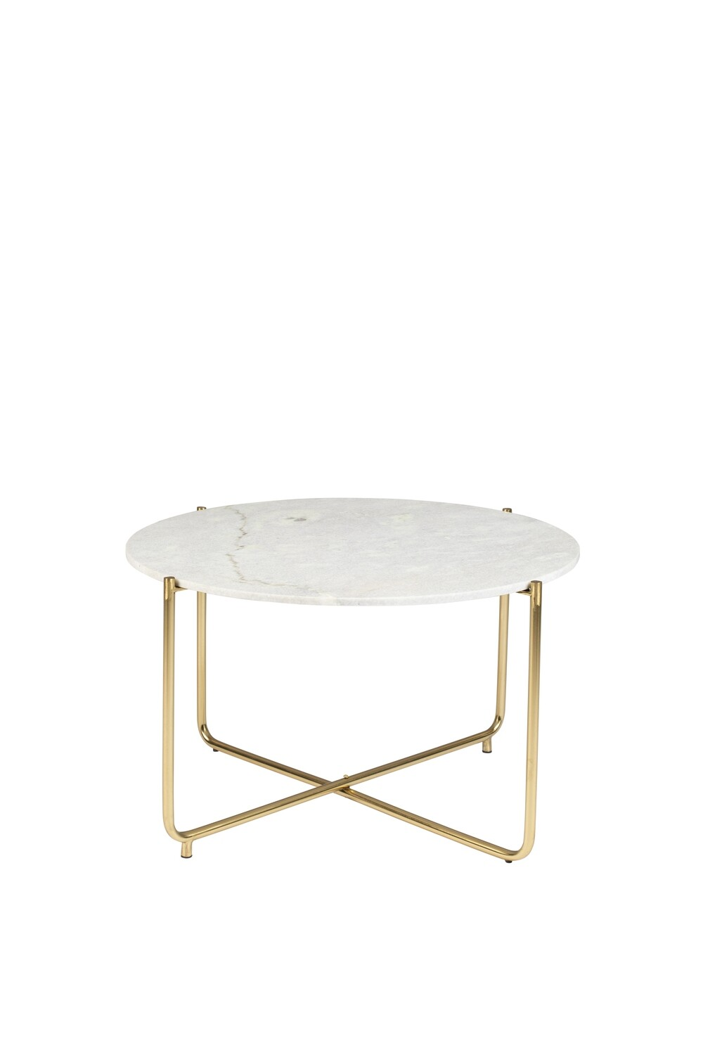 COFFEE TABLE TIMPA MARBLE WHITE