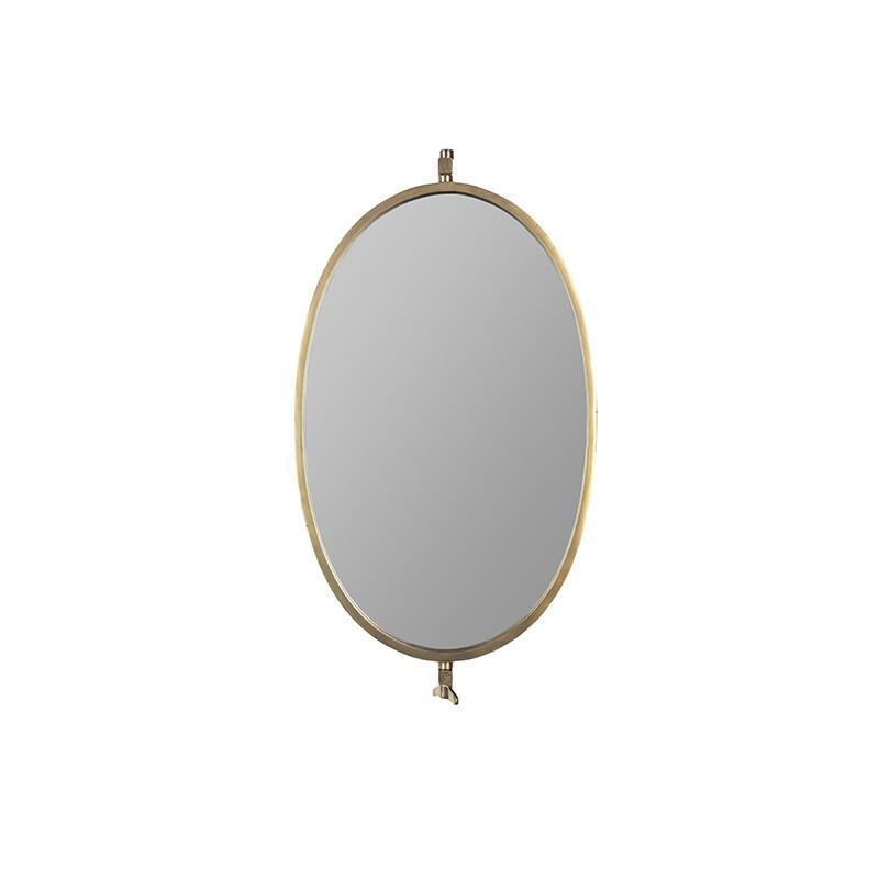 Mirror Lara Brass