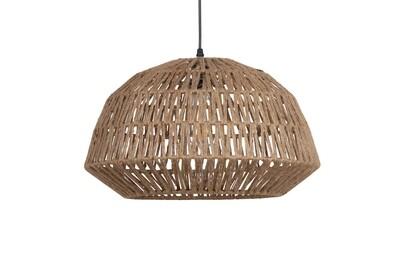 KACE HANGING LAMP JUTE NATURAL Ø45CM