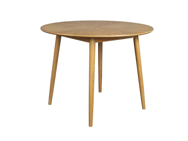 TABLE FABIO 100' NATURAL
