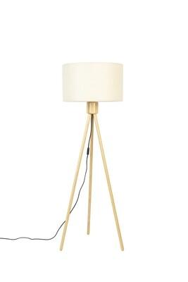 Fan Floor Lamp