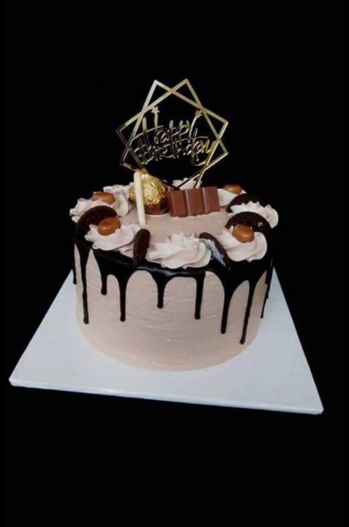 Sugar-free, Dairy-free, Wheat-free Cake