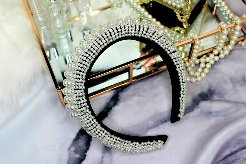 Pearl Bling Headband