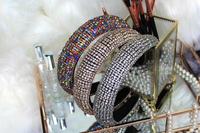 Simple Bling Bands