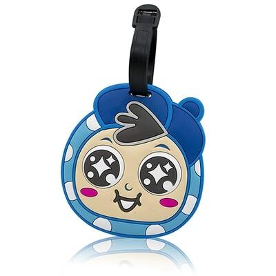 QQ Tumbler Luggage Tag - QQ Boy (行李牌 - QQ仔)