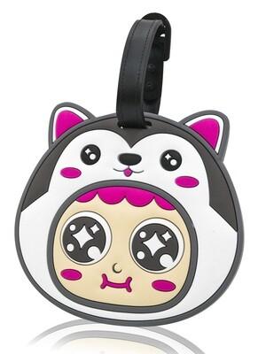 QQ Tumbler Luggage Tag - Dog (行李牌 - 狗)