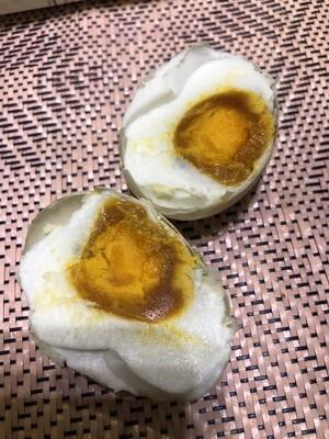 Organic Salted Eggs