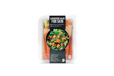 Superfood Salad Facial Sheet 7 Mask Set (Carrot)