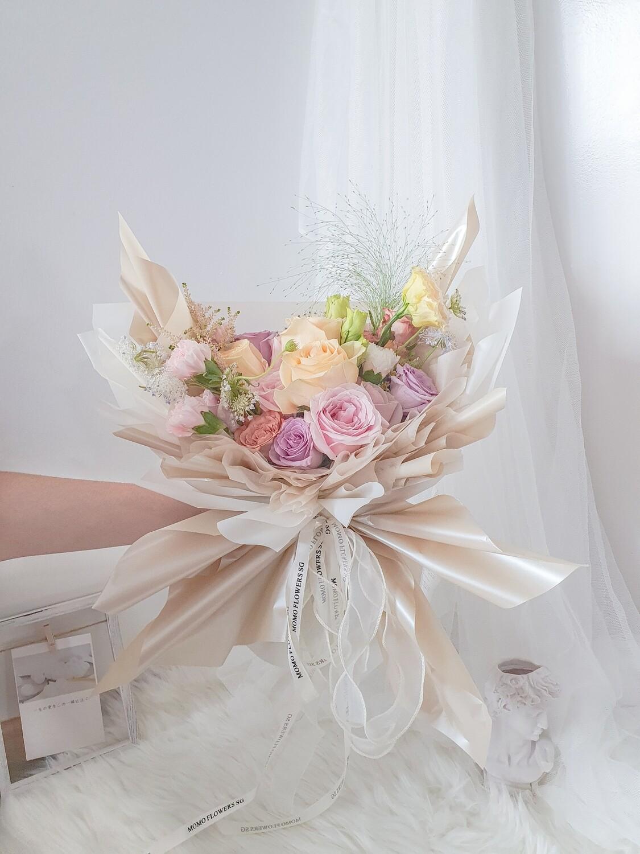 Custom Fresh Flower Bouquet