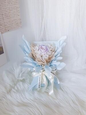 Aurora Soap Rose Mini Bouquet