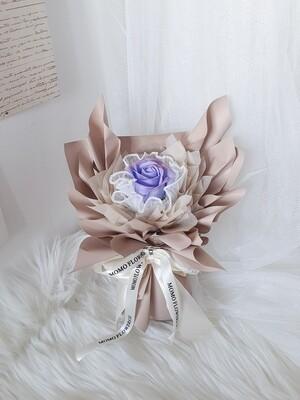 Galaxy Soap Rose Mini Bouquet