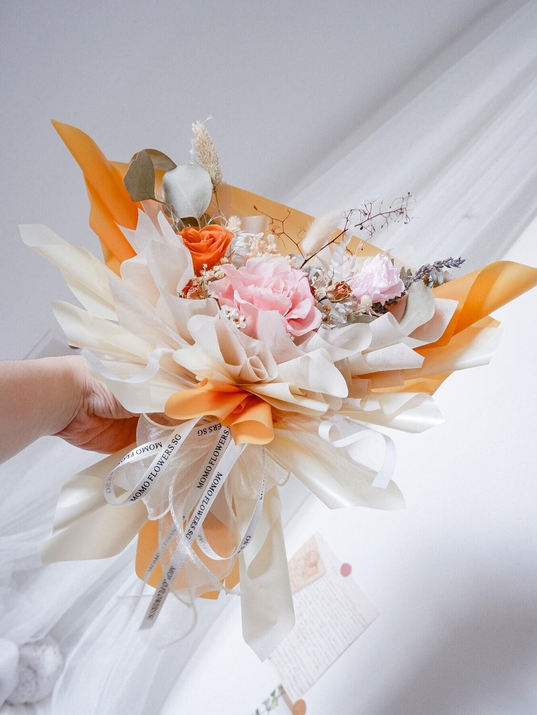 Autumn Tone Bouquet