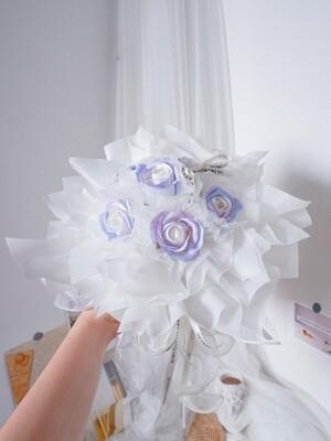 6 Aurora Rose Bouquet