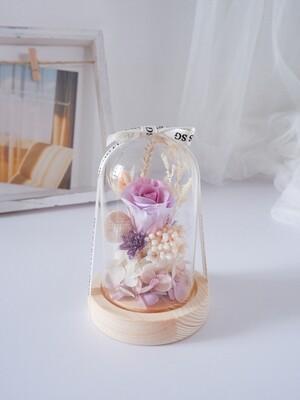 Mini Dome Light Purple