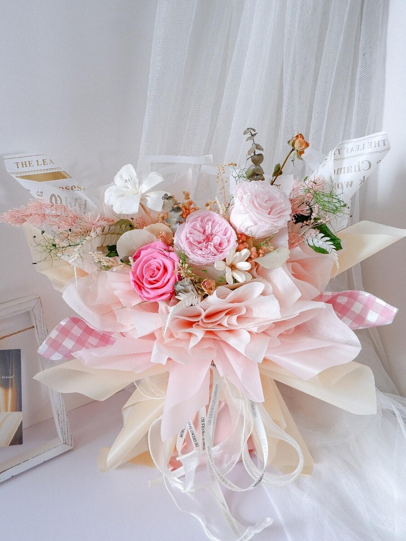 Bubble Pink Bouquet