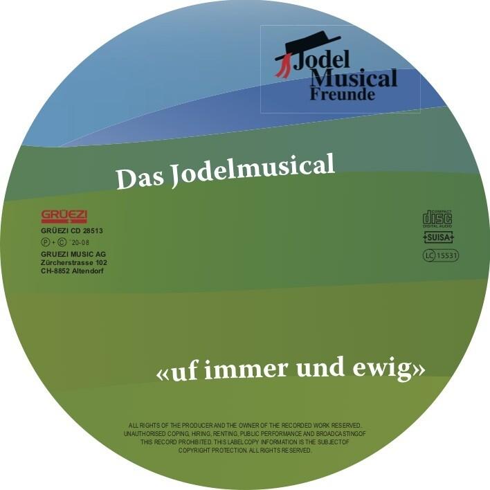 """CD """"Uf immer und ewig"""""""