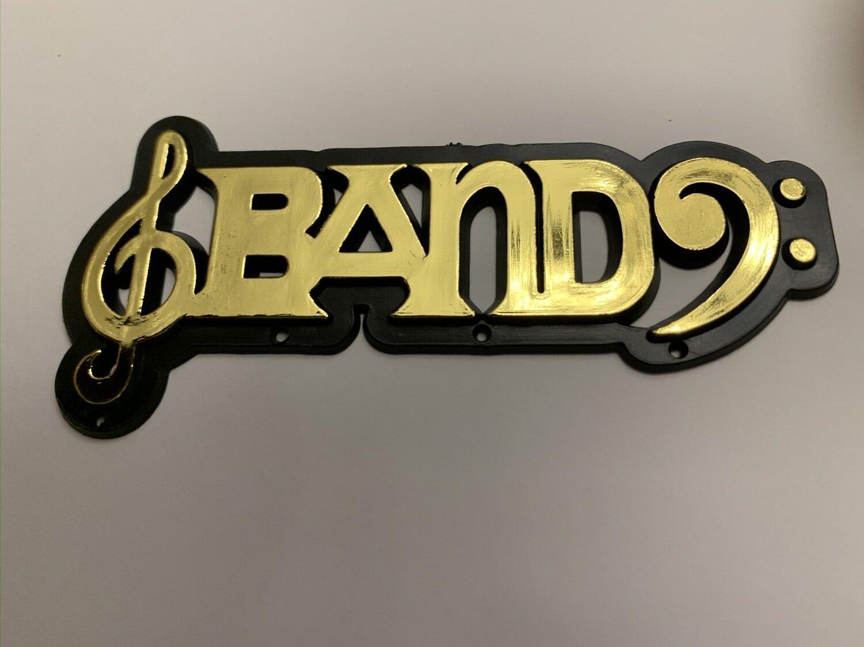 Band Badge