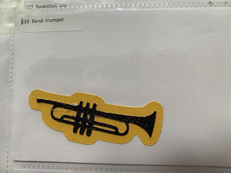 Band- trumpet