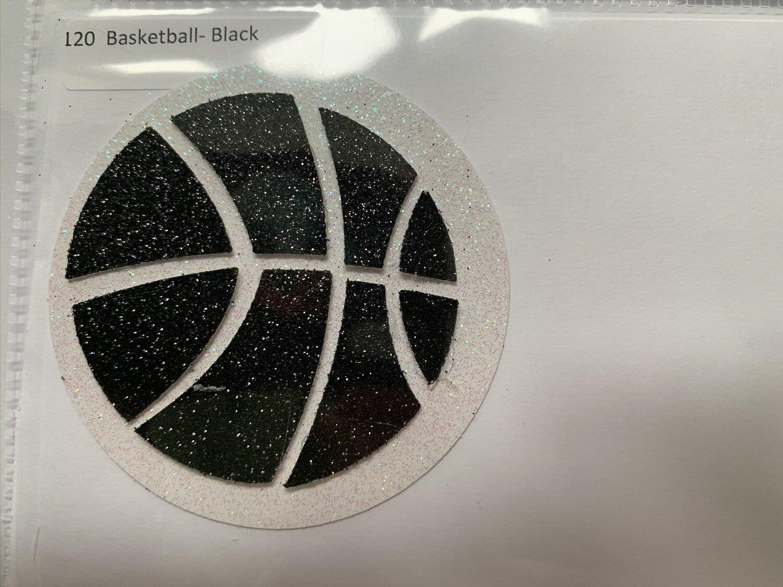 Basketball- Black