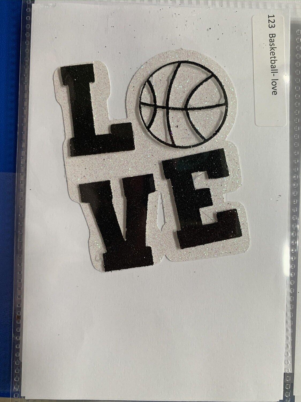 Basketball- love