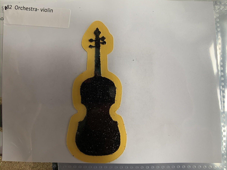 Orchestra- violin
