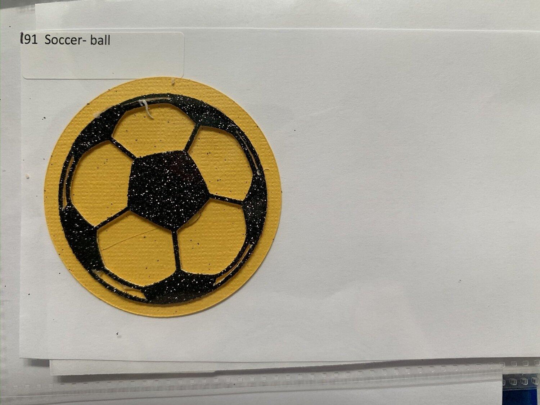 Soccer- ball