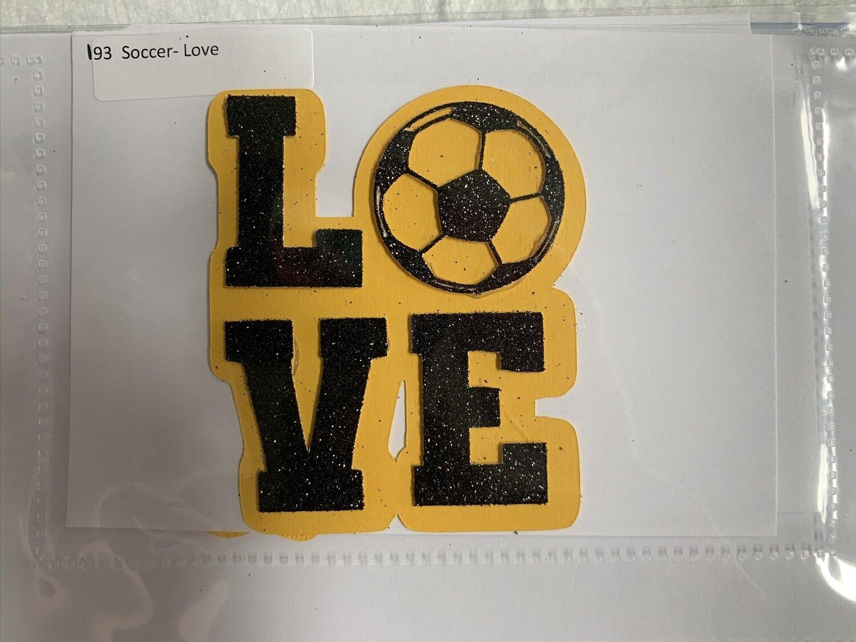 Soccer- Love