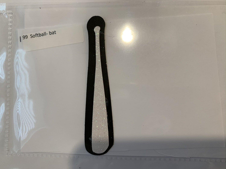 Softball- bat