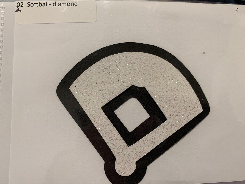 Softball- diamond